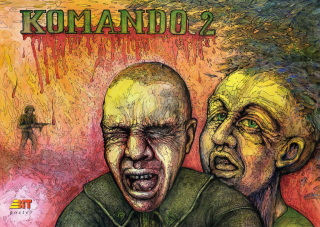 Komando2 Poster