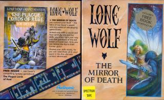 LoneWolf-TheMirrorOfDeath