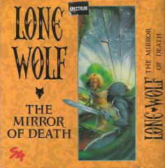 LoneWolf-TheMirrorOfDeath(System4) Front