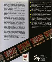 Loopz(System4) Back