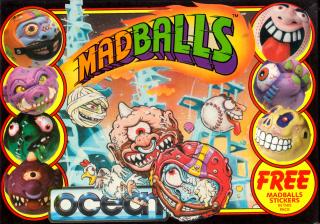 Madballs Front