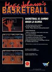 MagicJohnsonsBasketball Back