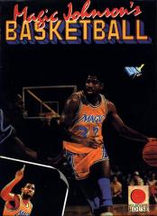 MagicJohnsonsBasketball Front