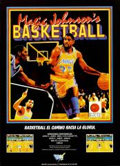 MagicJohnsonsBasketball