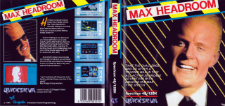 MaxHeadroom Front