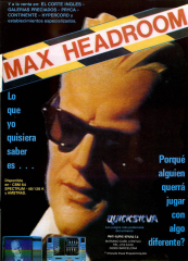 MaxHeadroom(MindGamesEspanaS.A.)