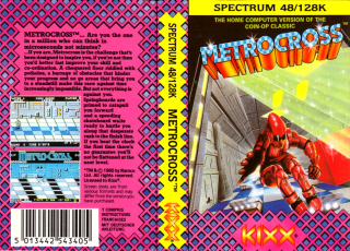 Metro-Cross(Kixx)