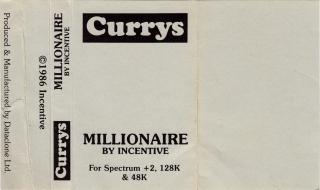 Millionaire(Currys)