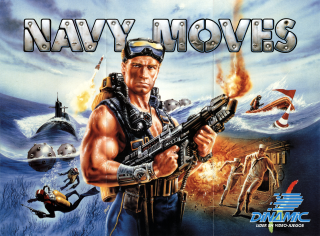 NavyMoves Poster