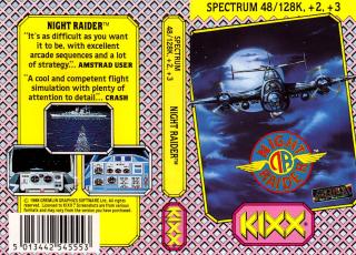 NightRaider(Kixx)
