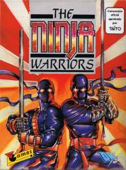 NinjaWarriorsThe(DroSoft) Front