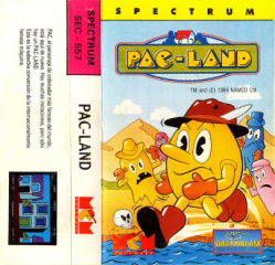 Pac-Land(MCMSoftwareS.A.)
