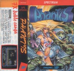 Phantis(SmallBlackCase)