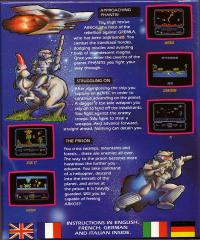 Phantis(GameOver2)(ElectronicArts) Back