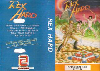 RexHard(ZafiroSoftwareDivision)