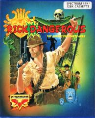 RickDangerous Front