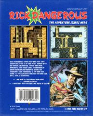 RickDangerous Back