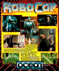 RoboCop Back