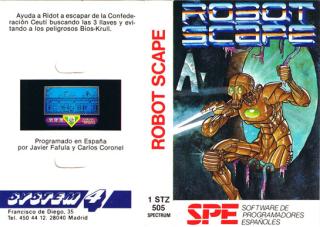 RobotScape(SPE)