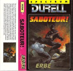 Saboteur(ErbeSoftwareS.A.) 2