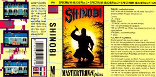 Shinobi(MastertronicPlus)