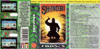 Shinobi(Tronix)