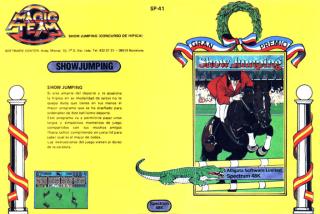 ShowJumping(MagicTeam)