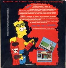 Simpsons-BartVs.TheSpaceMutantsThe(ErbeSoftwareS.A.) Back