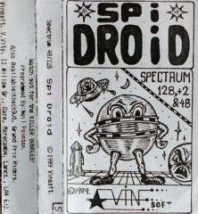 SpiDroid Inlay
