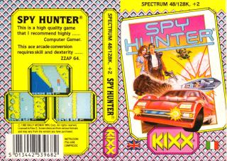 SpyHunter(Kixx)