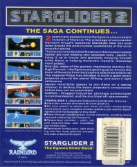Starglider2 Back
