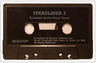 Starglider2 ExtendedStereoSoundTrack