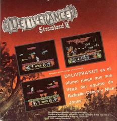 StormlordII-Deliverance(ErbeSoftwareS.A.) Back