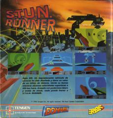 S.T.U.N.Runner(ErbeSoftwareS.A.) Back