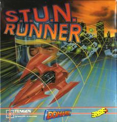 S.T.U.N.Runner(ErbeSoftwareS.A.) Front
