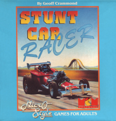 StuntCarRacer(MCMSoftwareS.A.) Front