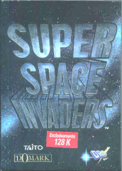 SuperSpaceInvaders(DroSoft) Front