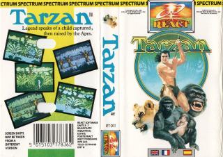 Tarzan(React)
