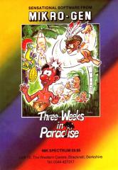ThreeWeeksInParadise