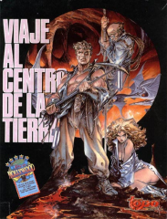 ViajeAlCentroDeLaTierra Front