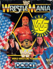 WWFWrestleMania Front