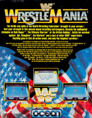 WWFWrestleMania Back