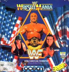 WWFWrestleMania(ErbeSoftwareS.A.) Front