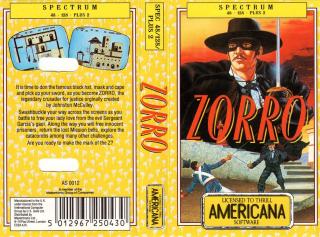 Zorro(AmericanaSoftwareLtd)