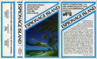 AdventureD-EspionageIsland