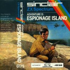 AdventureD-EspionageIsland(SinclairResearchLtd)