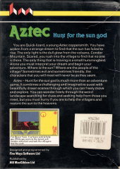 Aztec-HuntForTheSun-God Back