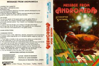 MessageFromAndromeda