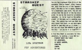 StarshipQuest
