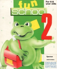 FunSchool2For6-8YearOlds Front